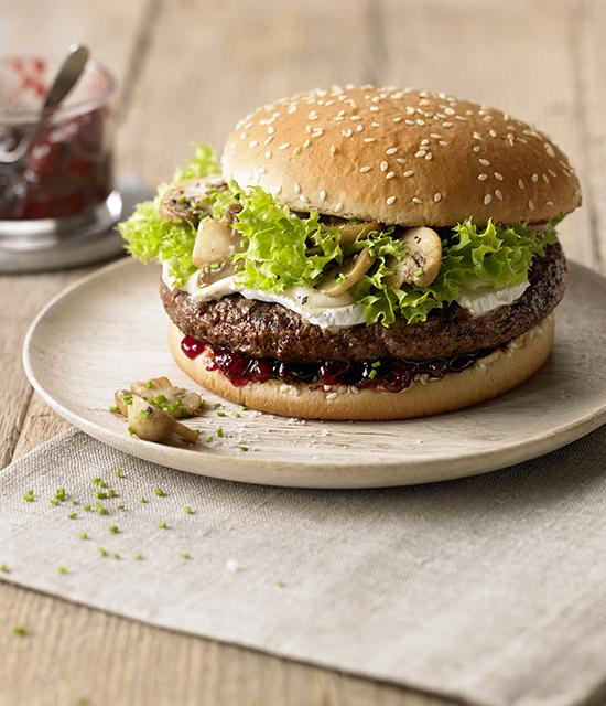 beef burger harry brot. Black Bedroom Furniture Sets. Home Design Ideas